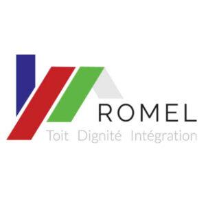 Logo ROMEL